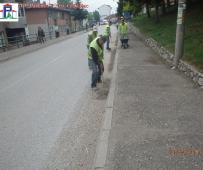 Cišćenje gradskih ulica