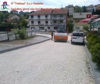 Izmještanje ulaza kod Skenderije
