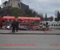 Prodaja cvijeća - 8. mart